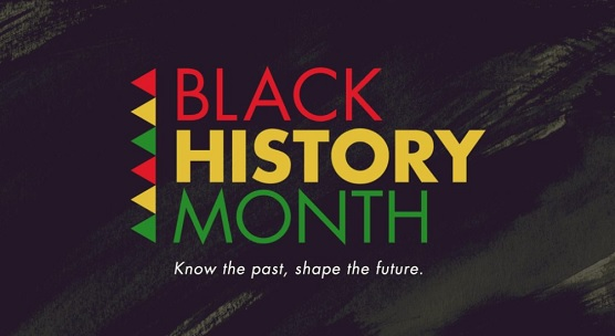 Black History Month logo news